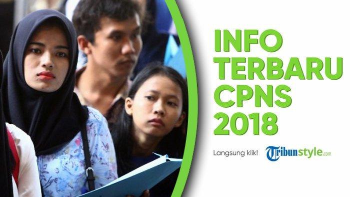 Pendaftaran CPNS Diperpanjang Hingga 15 Oktober 2018, Ini Alasannya