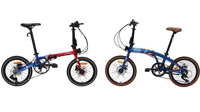 Daftar Harga Sepeda Lipat Element Dari Termurah Hingga Termahal Ada Yang Hanya 3 Jutaan Saja Halaman All Tribunnews Com Mobile
