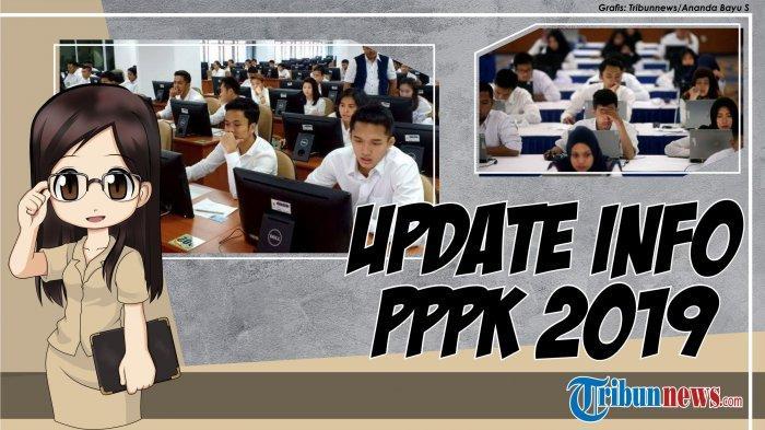 Simak Passing Grade Dan Sistem Penilaian Seleksi Pppk P3k 2019 Ujian Diselenggarakan Hingga Besok Tribunnews Com Mobile