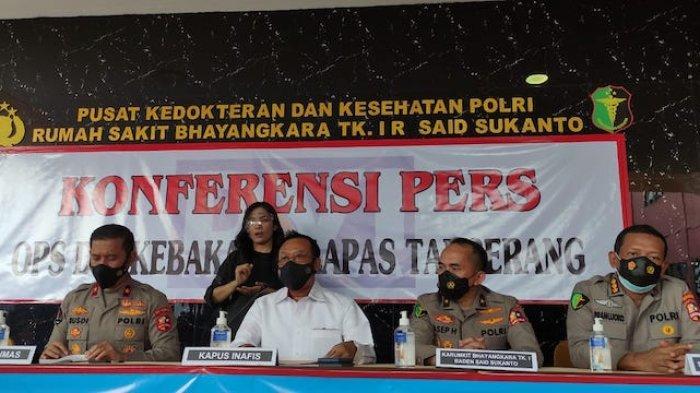 Tim DVI Polri Kantongi Data Antemortem Dua WNA Tewas Terbakar di Lapas Klas I Tangerang