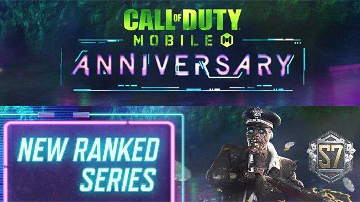 UPDATE Terbaru Call of Duty Mobile Oktober 2020: Season Anniversary Pertama CODM