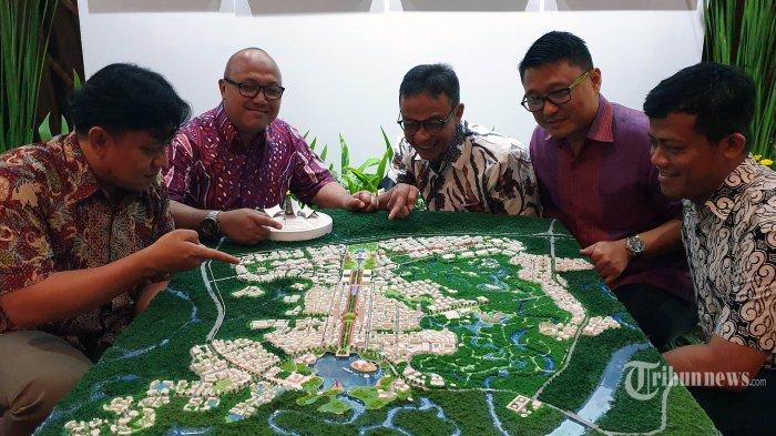 Pemenang Desain Ibu Kota Baru 'Nagara Rimba Nusa' Ungkap Hanya Miliki Waktu 1 Bulan Perencanaan