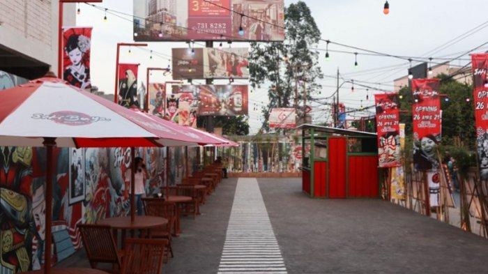 Konsep Urban Park untuk Kawasan Kuliner Thematic