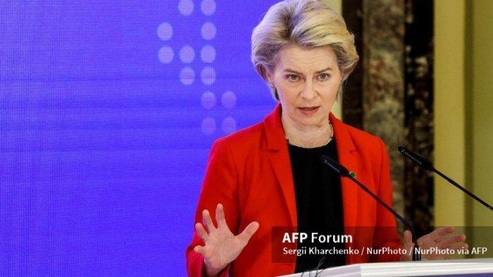 Ursula von der Leyen, Presiden Komisi Eropa.