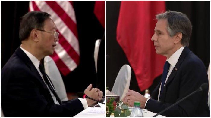 Reaksi Biden Tahu Menterinya Cekcok dengan China di KTT Anchorage: Saya Bangga