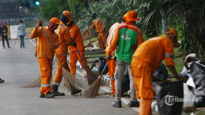 Selesai Bersih-Bersih, Petugas PPSU di Jakarta Malah Jadi Korban Begal, Motor dan HP Raib