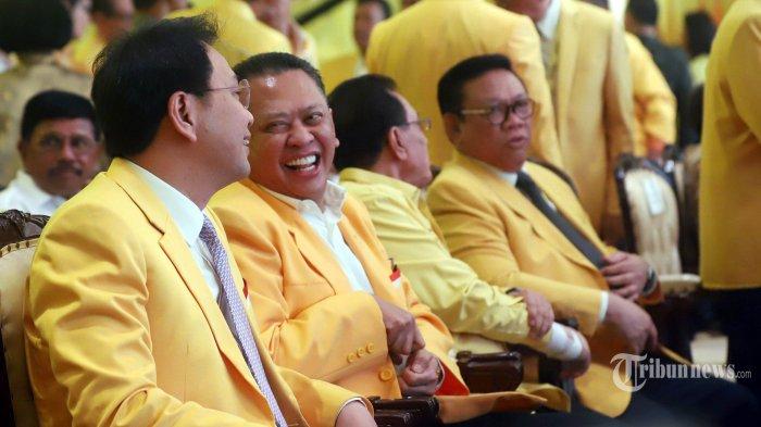 Airlangga Hartarto Putuskan Bambang Soesatyo Jadi Wakil Ketua Umum Golkar