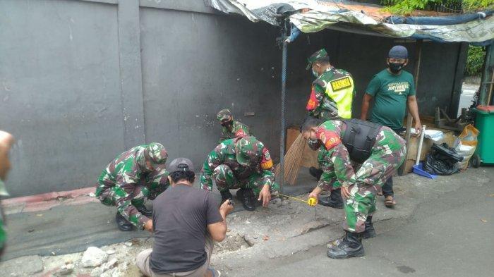 Untuk Keamanan dan Ketertiban, Posko 3 Pilar Dibangun di Bekas Markas FPI