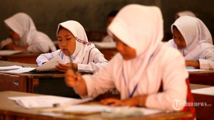 Kemenag Hapus Pelaksanaan UN dan UAMBN Madrasah untuk Antisipasi Corona