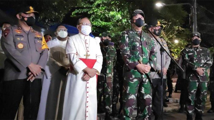 TNI-Polri Jamin Pengamanan, Uskup Agung Jakarta Ajak Warga Beribadat Tanpa Khawatir Ancaman