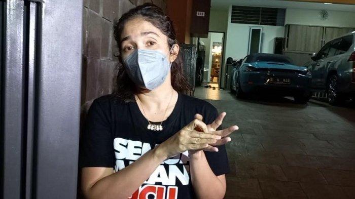 Ussy Sulistiawaty Kaget Pencurian Spion Mobil Jadi Heboh, Polisi Datang, Padahal Tak Lapor