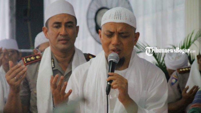 Kata Sahabat Tentang Kebiasaan Ustaz Arifin Ilham yang Pantang Nekat