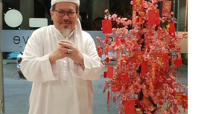 Tahun Baru Imlek 2572, Ustaz Tengku Zulkarnain mengucapkan Kiong Hi Fat Choi di Tahun Baru China dan akhirnya membuka siapa dia sebenarnya.