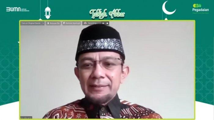 Pesan-pesan Ustaz Wijayanto di Tabligh Akbar Virtual Pegadaian: Jauhi Sifat Hasad dan Dengki