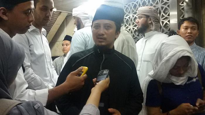 Ustaz Yusuf Mansur Beri Kesempatan Penggugat Buktikan Kerugian Rp 5 Miliar Seperti Tuntutan Mereka