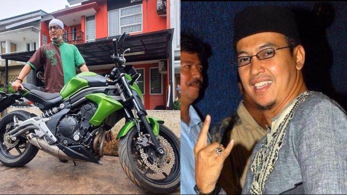 Ustaz Zacky Mirza Beli Motor Uje, Keluarga Cerita Didatangi Sosok Mendiang di Dekat Motornya
