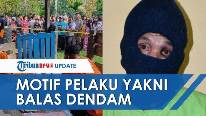 Utang Piutang Berujung Pembunuhan, ABG di Aceh Tewas Bersama Ibunya, Korban Sempat Dinodai Pelaku