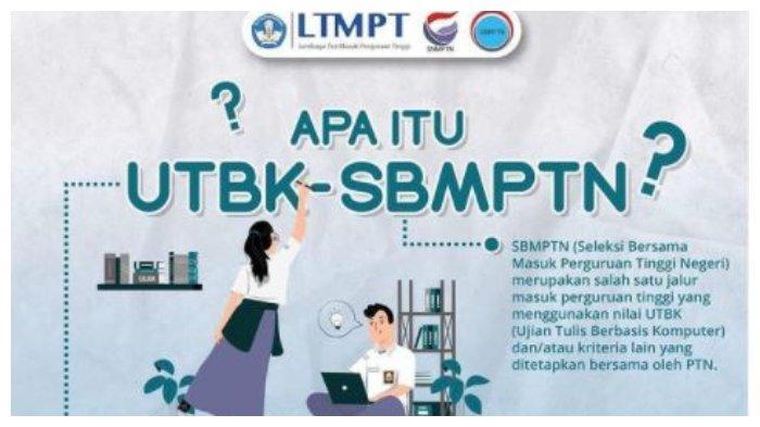 UTBK-SBMPTN Digelar Hari Ini, LTMPT: Jujur dan Patuhi Protokol Kesehatan