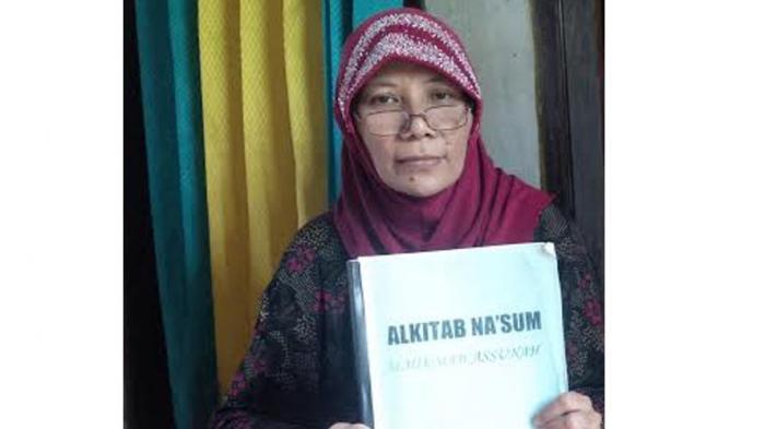 Utusan Tuhan Asal Pekalongan Pernah Kirimkan Email Alkitab Na'sum untuk Presiden Jokowi