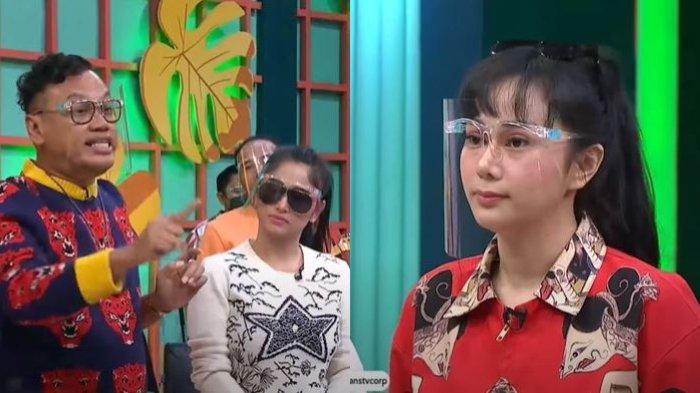 Uya Kuya Denise Dewi Perssik
