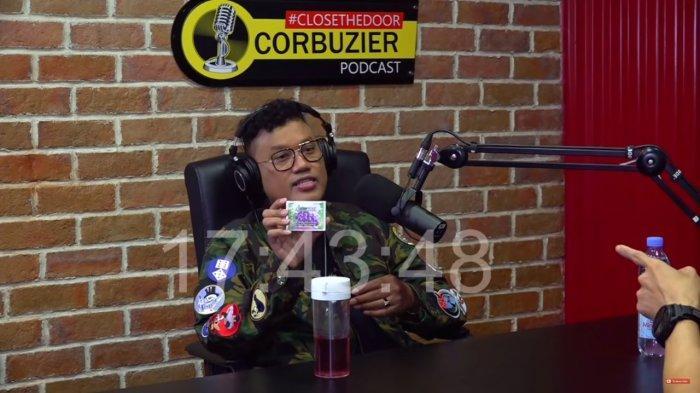Uya Kuya di podcast deddy 0803