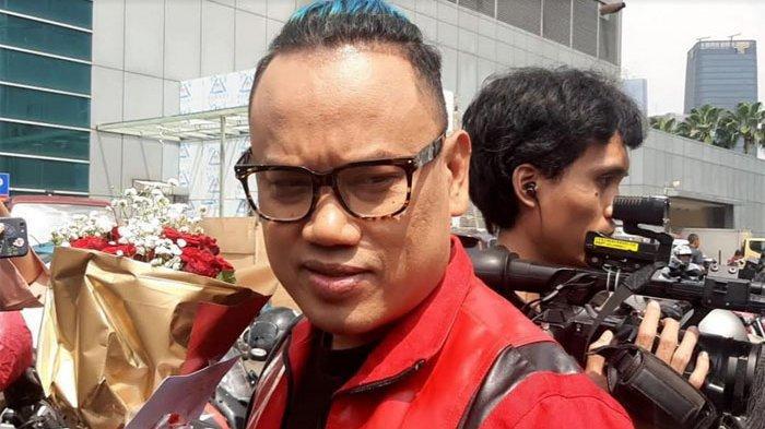 Uya Kuya saat ditemui di kawasan Tendean, Jakarta Selatan, Senin (2/11/2019).