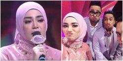 Uyaina Arshad Host Dangdut Academy Asia 4 Berderai Air Mata di Hari Ulang Tahunnya