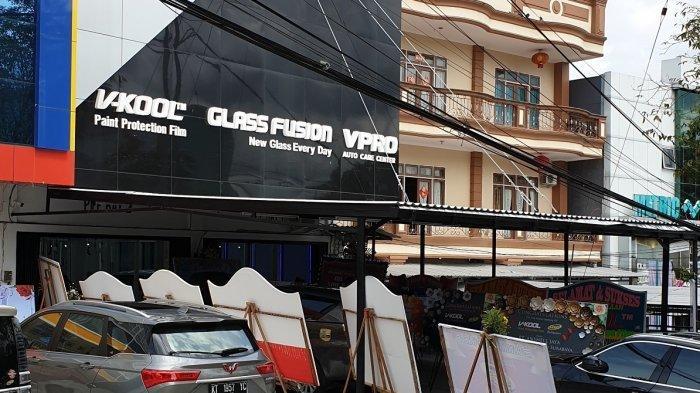 V-Kool Buka Diler Paint Protection Kaca Film Kendaraan di Balikpapan
