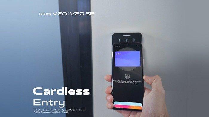 Teknologi Canggih Vivo V20 dan V20 SE Mendukung Aktivitas Penggunanya