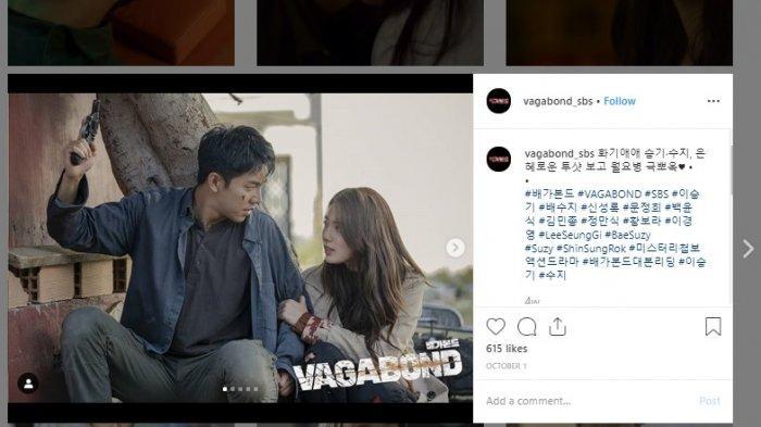Drama Aksi Netflix Lee Seung Gi Segera Tamat, Ini 3 Hal yang Harus Diperhatikan saat Nonton Vagabond