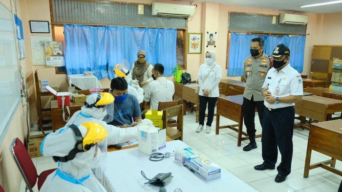 Unifam dan Polres Jakarta Barat Gelar Vaksinasi Covid -19 untuk Usia 12 Tahun ke Atas