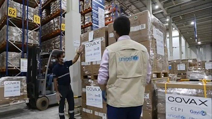 Vaksin AstraZeneca Bantuan Jepang Kamis Ini Dikirimkan ke Indonesia dari Narita