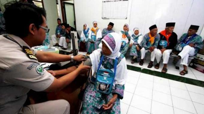 Prosedur Suntik Vaksin Meningitis Menjelang Ibadah Umrah, Lengkap dengan Biaya