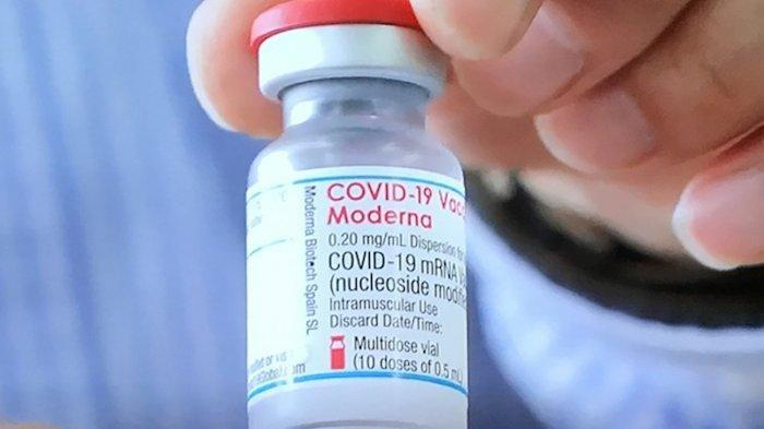 Ilmuwan FDA: Tidak Perlu Dosis Ketiga Vaksin Covid-19 Moderna untuk Hadapi Varian Delta