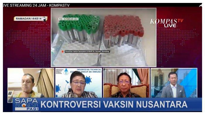 Vaksin Nusantara Lanjut Uji Klinis II, Wakil Ketua Komisi 9 DPR: Hasil dan Prosedur Tak Ada Masalah