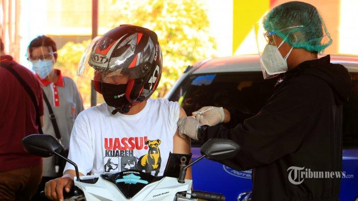 Kebut Vaksinasi, Hendi Akan Tambah Sentra Vaksin di Semarang