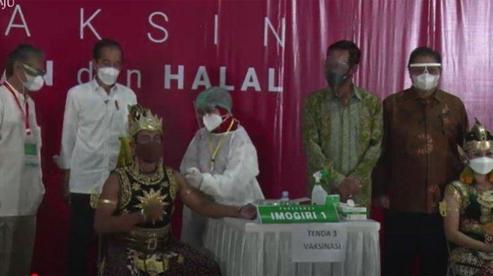Relawan Jokowi: Vaksinasi Kunci Utama Kebangkitan Ekonomi Nasional