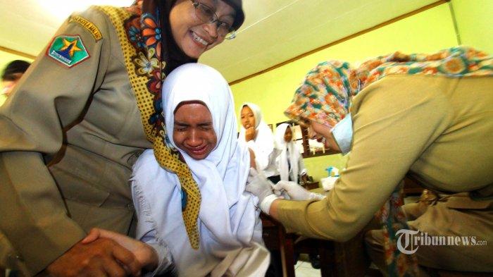 Siswi SMP di Bantul Sakit dan Akhirnya Meninggal Usai Diimunisasi MR