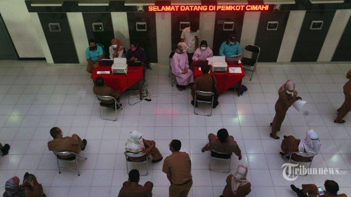 Per 2 Maret: Tercatat 149.645 Kasus Aktif Covid-19 di Indonesia