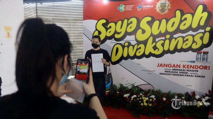 Penyalahgunaan Jatah Vaksin Covid-19 di Pasar Tanah Abang, Respon Wagub DKI dan PD Pasar Jaya