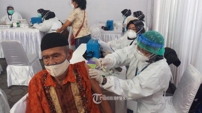 Vaksinasi di DKI Jakarta Capai Target Presiden Jokowi Satu Bulan Lebih Cepat