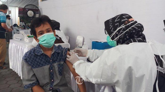 2.667.299 Warga DKI Telah Mendapatkan Vaksin Covid-19 Dosis Kedua