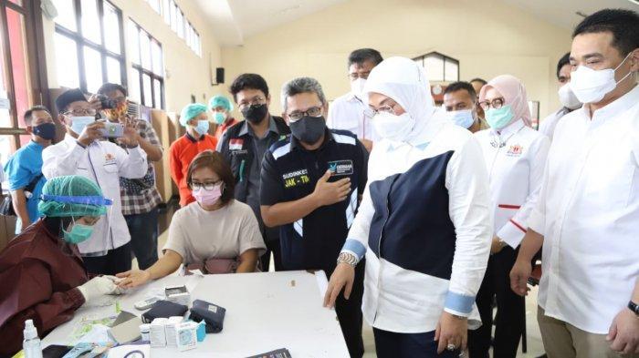 Kemnaker Adakan Kembali Vaksinasi Covid-19 Bagi Seribu Pekerja Dan Buruh
