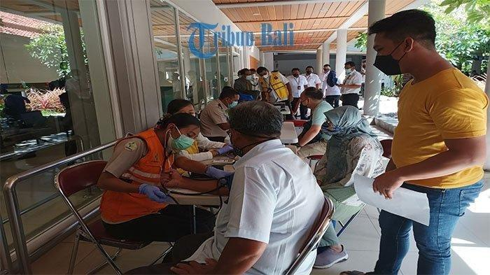 Bandara Ngurah Rai Bali Buka Layanan Fasilitas Vaksinasi Covid-19 Bagi Calon Penumpang