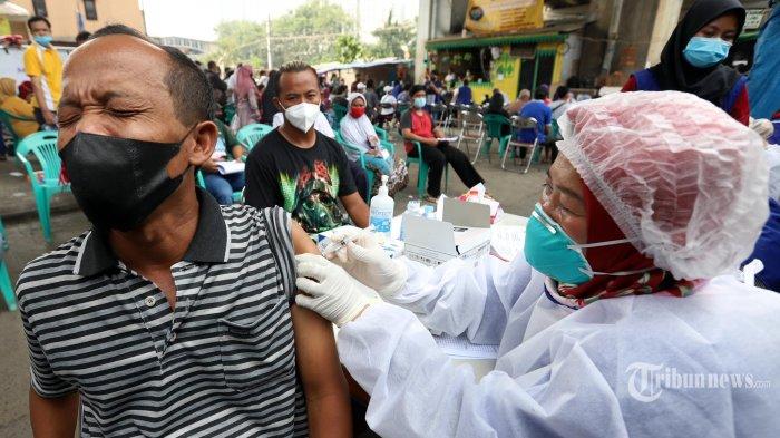 Ikatan Pedagang Pasar Harap Pemerintah Dirikan Sentra Vaksin di Dalam Pasar