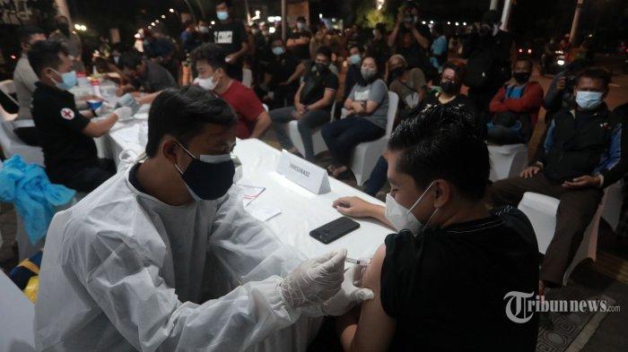 Indonesia Urutan Kelima Penambahan Kasus Covid-19 Tertinggi di Dunia