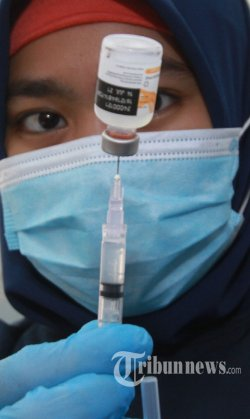 Melalui Program Vaksin Gotong Royong, Swasta Dapat Jatah 3,5 Juta Dosis