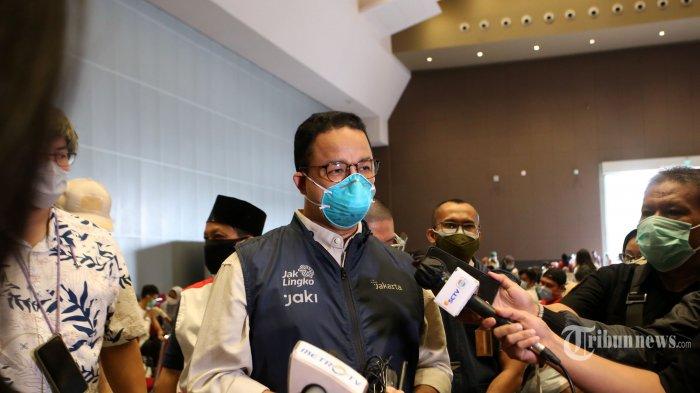 PPKM Darurat Dikabarkan Diperpanjang Hingga Akhir Juli, Gubernur Anies: Apapun Kami Laksanakan