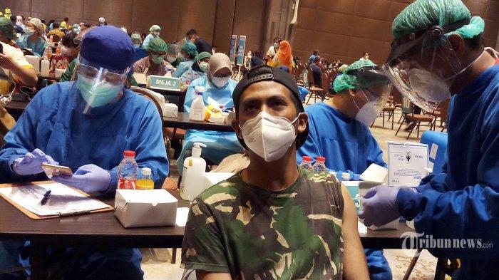 Presiden Jokowi: Pemerintah Gelar Vaksinasi Massal di Seluruh Indonesia