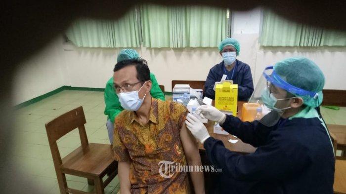 Berusahalah Tenang, Jangan Cemas Saat Divaksin, Dapat Sebabkan Kejadian Ikutan Pasca Imunisasi